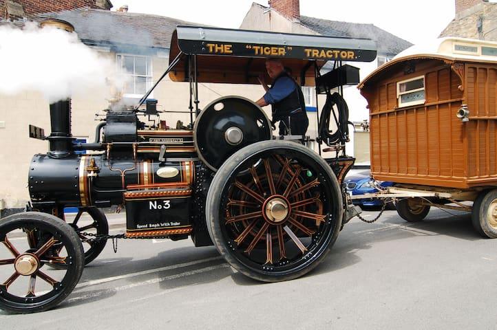 The Old Currier Shop - Wirksworth - Hus