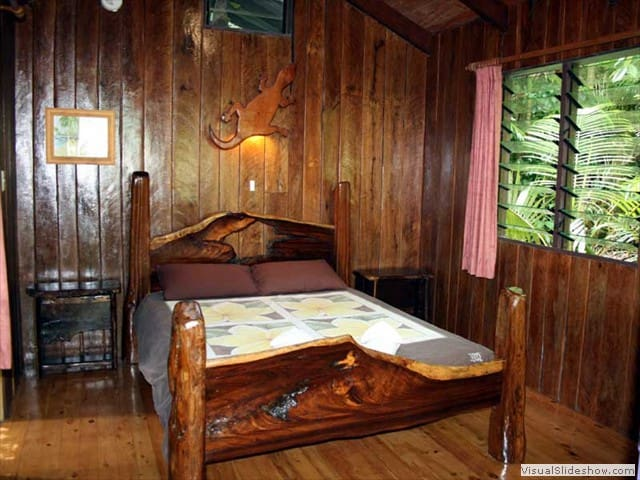 Bungalow with open air bathroom - Cape Tribulation - Bed & Breakfast
