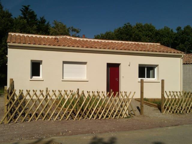 petite maison agréable à 1km mer - Saint-Vincent-sur-Jard - Ev