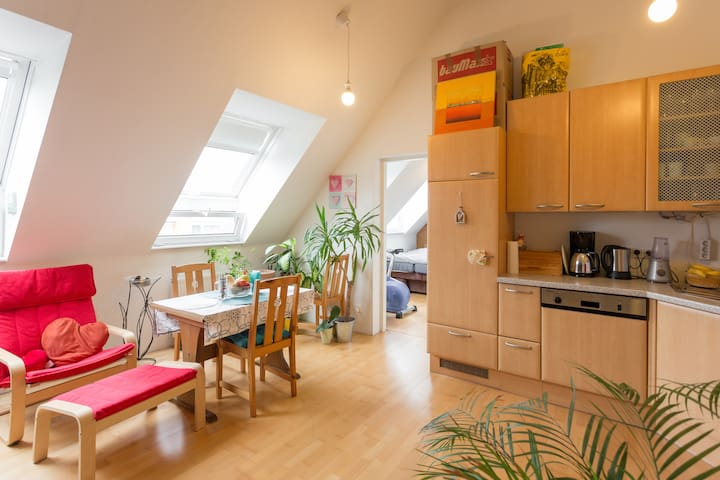 Lovely apartment with great view - Wien - Lägenhet