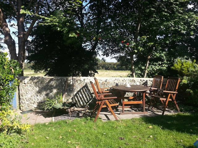 Double room with country views - Lewes - Hus