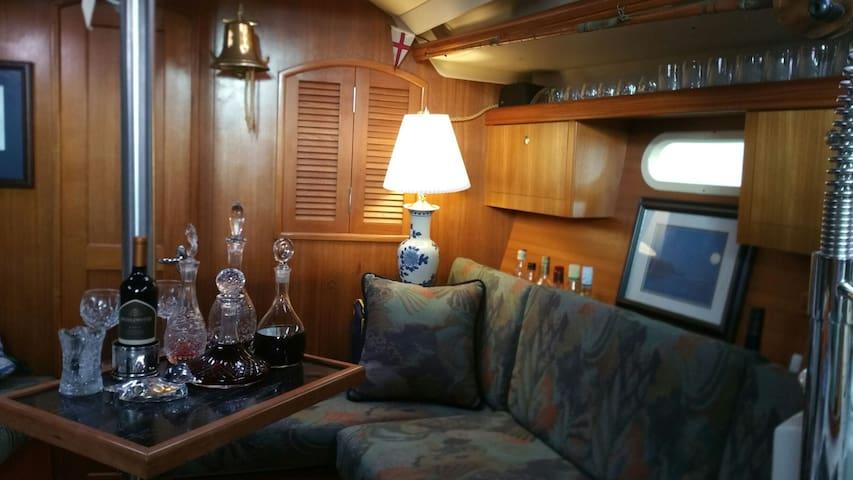 An elegant yacht @ City Dock or.... - Annapolis - Bateau