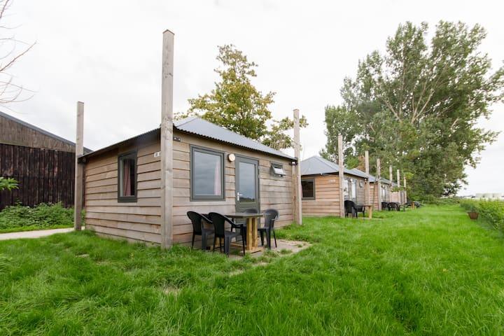 Luxe kamperen bij de boerderij - Schellinkhout - Lägenhet