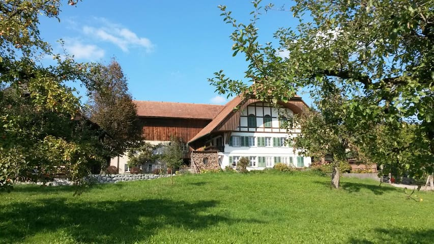 Farmhouse - Biglen