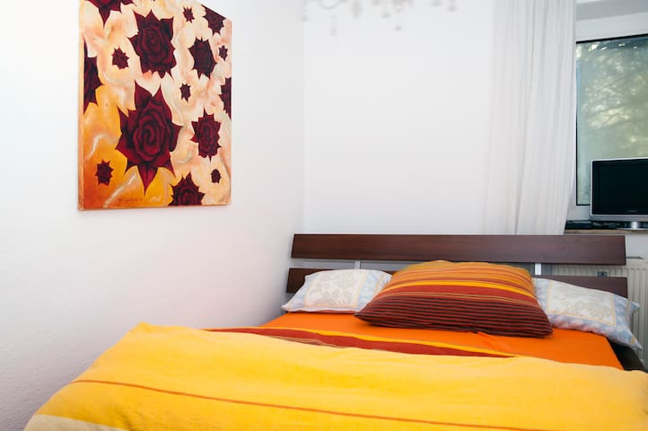 Room to rent with shared apartment - Munich - Bed & Breakfast