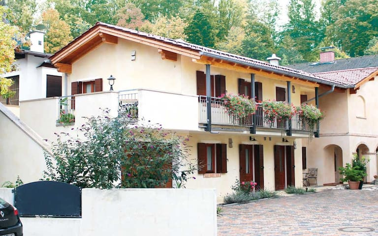 "Apartment 1  ""Casa Monticello"" - Bad Reichenhall - Lägenhet"