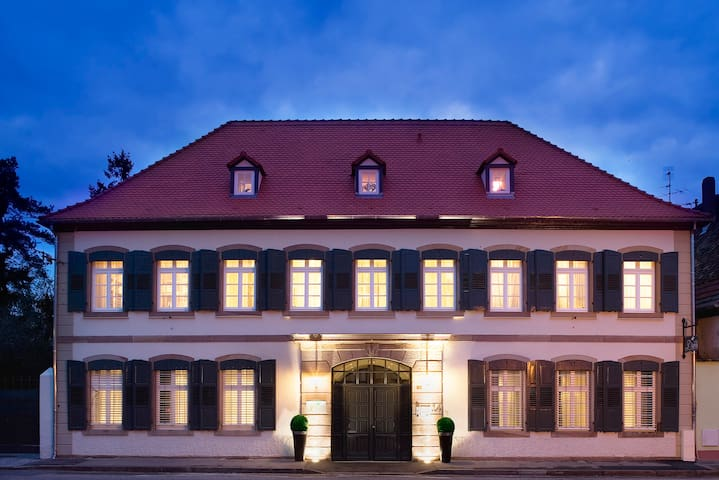 Appartement dans villa de charme 1 - Molsheim - Appartement