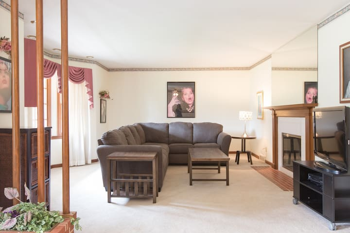 Ranch Style Home - Omaha - Huis