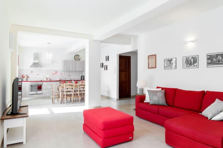 Seaview, accessible to wheel chair - Fosdinovo - Apartament