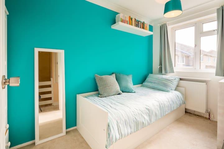 Charming & cozy room in Melbourn - Melbourn - Casa