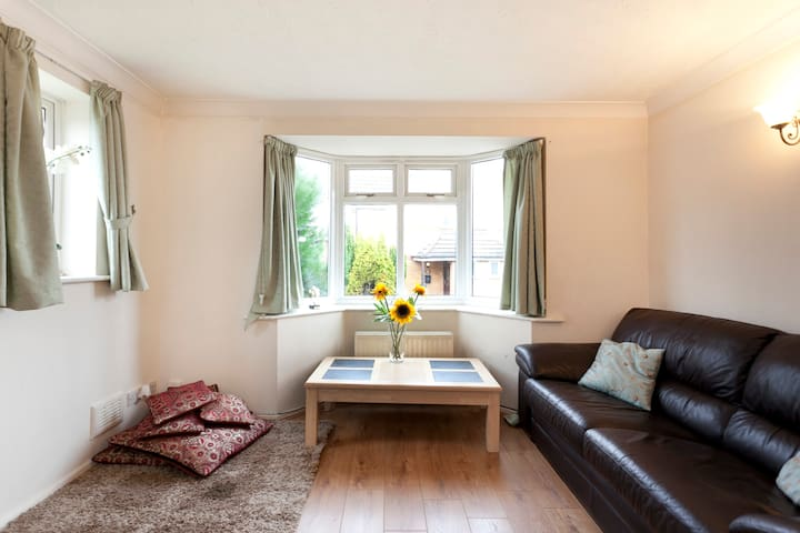 Double  room with separate toilet - Nuthall - Hus