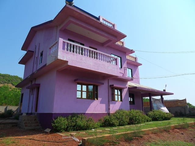 Lilac House:Apartment with sea view - Morjim - Lägenhet