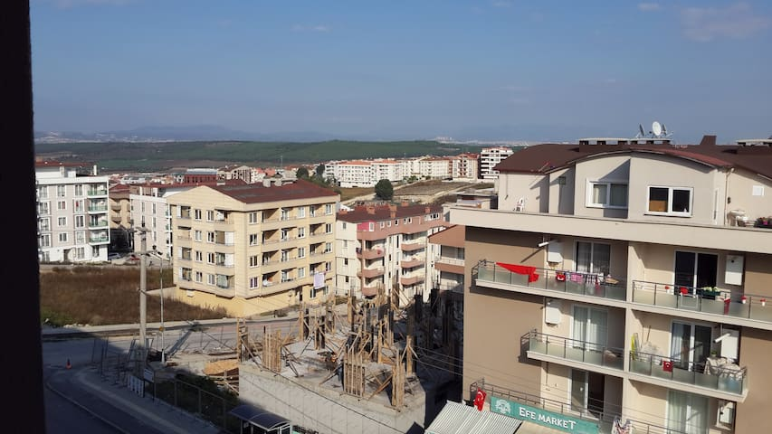 Oğuz - Nilüfer - 公寓