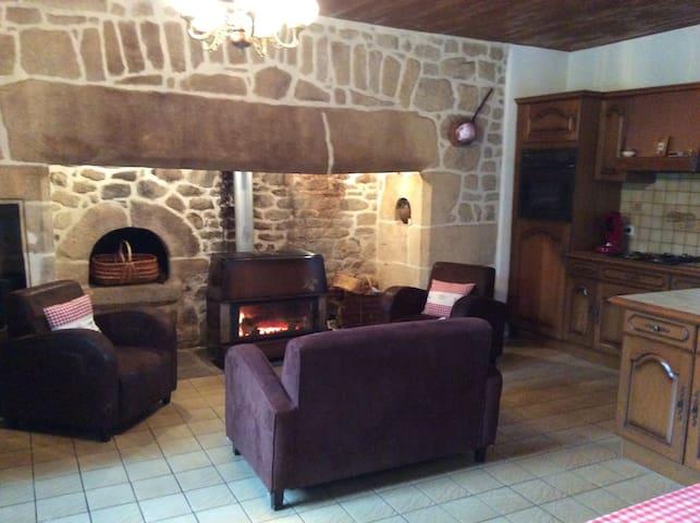 le fournil de Lalo - Saint-Cirgues-la-Loutre - Dům