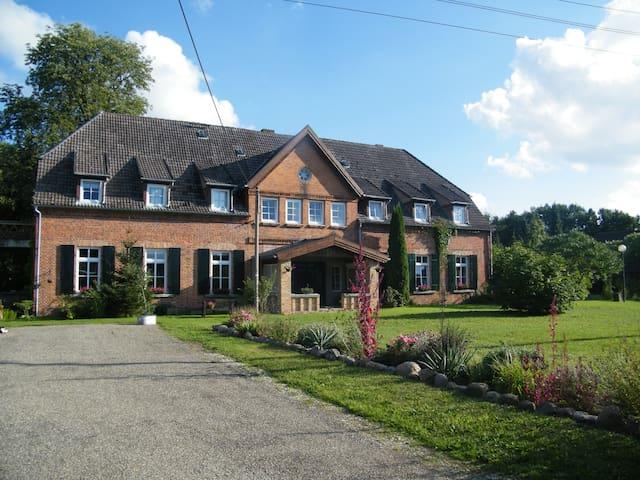 GutshausDämelow,bei Wismar-Schwerin - Dämelow - Appartement