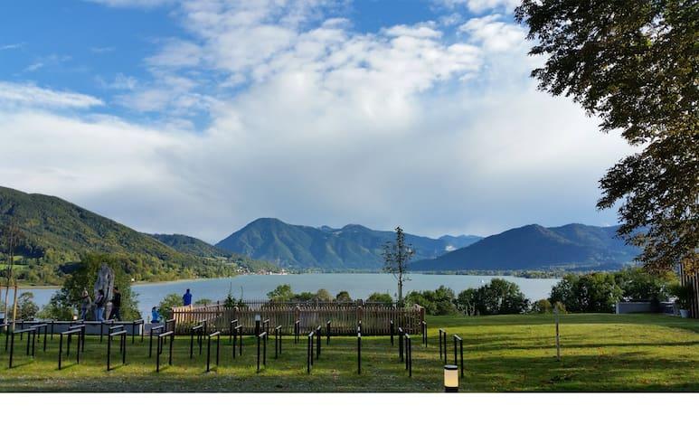Peaceful vacation near Bavarian Lake -or long stay - Gmund - Hus