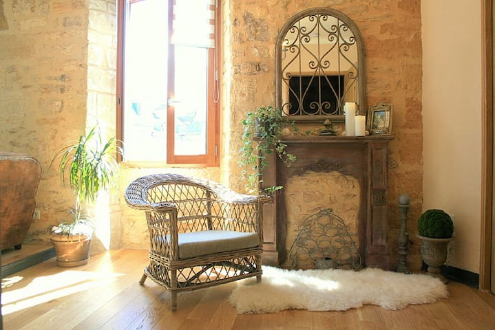 Lovely renovated and equipped flat - Sarlat-la-Canéda - Leilighet