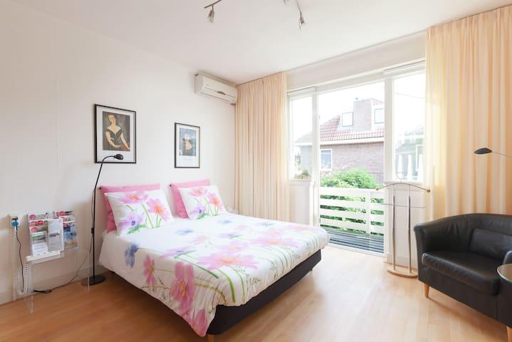 Zonnige kamer dichtbij de IJssel en Stadscentrum - Deventer - Casa