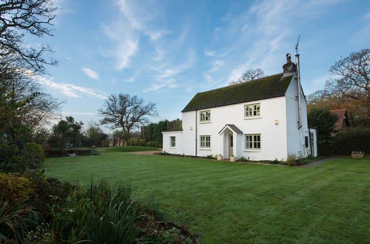 Award Winning New Forest Luxury Family Cottage - Hampshire - Hus