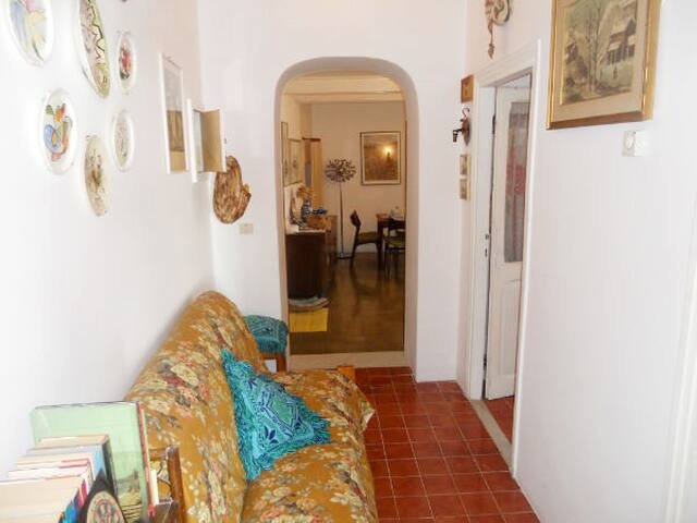 Apartment with view in the medieval center - Paliano - Daire