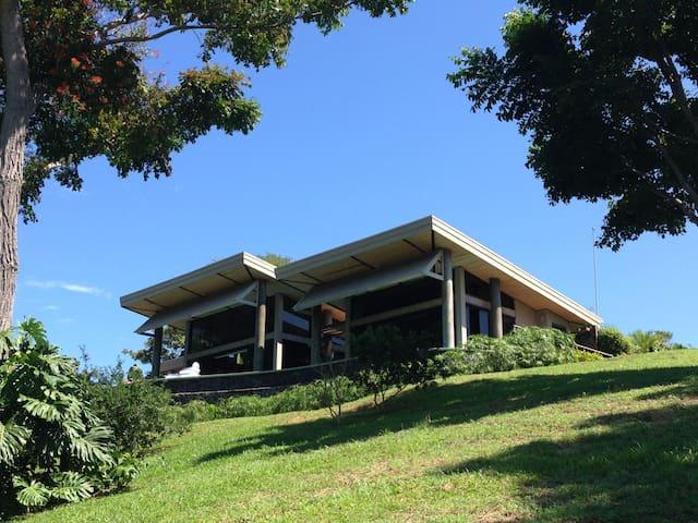 Exclusiva villa vista panorámica - Tarcoles