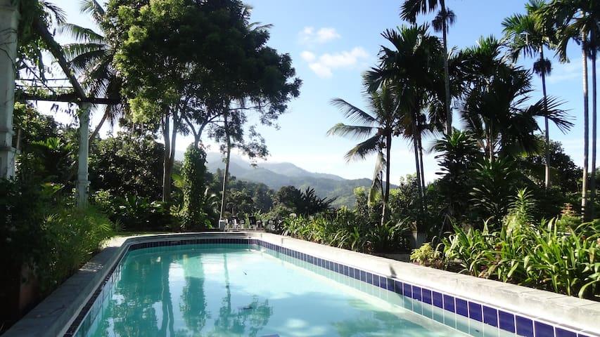 Tea Estate Accomodation, STRATHISLA - Sri Lanka - Matale - Bed & Breakfast