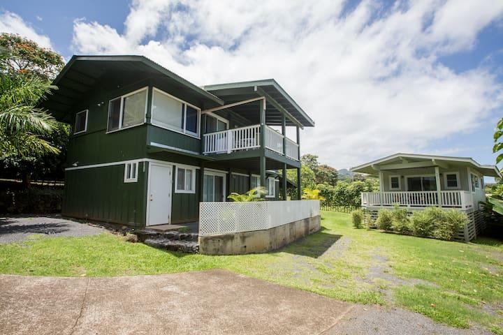 Convenient 2BR/1BA in Hana, Maui - Hāna