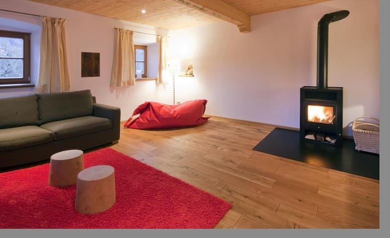 5-Sterne Ferienwohnung Hörndlwand - Aschau im Chiemgau - Leilighet