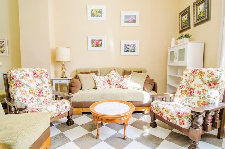 Apartamentos Salmerones (2/4 pax) Ground Floor - Alhama de Granada - Apartament