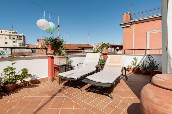 PignetoRhome: Casetta Allegra - Rom - Lägenhet