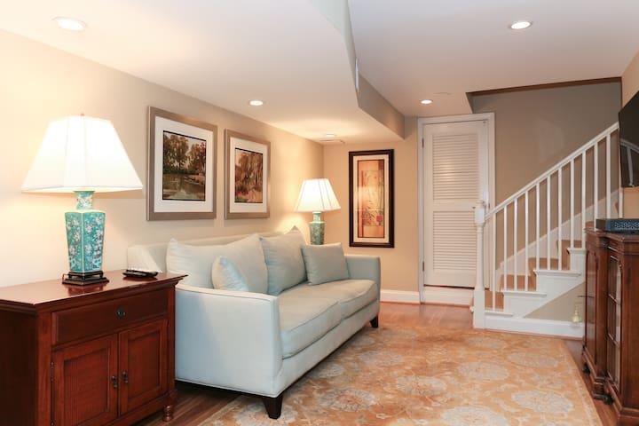 Ideal green oasis for your family - Washington - Appartamento