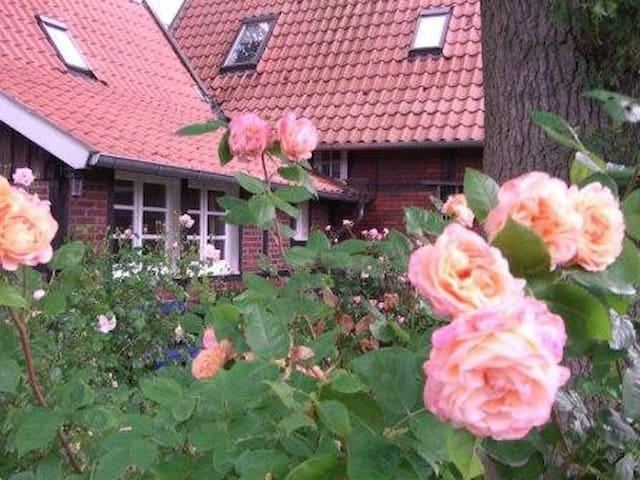 """Das alte Landhaus """"Am Dahlberg"""" - Billerbeck - Oda + Kahvaltı"""