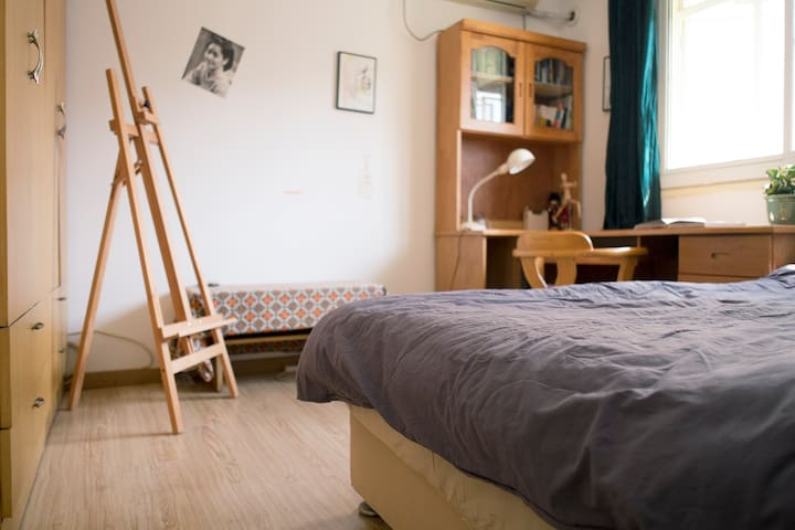Cozy Apartment Besides the River - Shanghai - Selveierleilighet