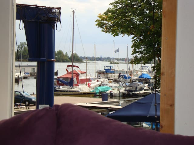Apartment with lakeview - Loosdrecht - 公寓
