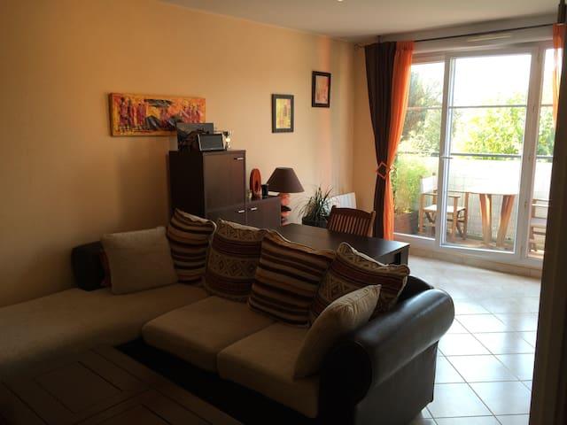 2 pièces proche Paris et Orly  - Morangis - Appartement
