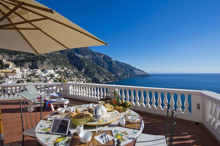Your hilltop oasis in Positano  -1 - Positano - Bed & Breakfast