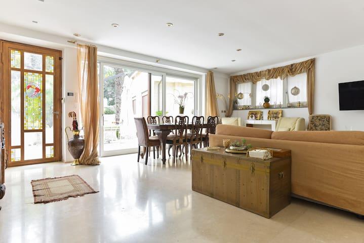 Appartamento lussuoso con giardino. - Roma - Hus