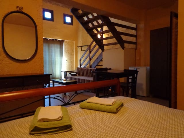 Restaurant - Rooms - Taxiarchis Cha - Chalkidiki - Bed & Breakfast