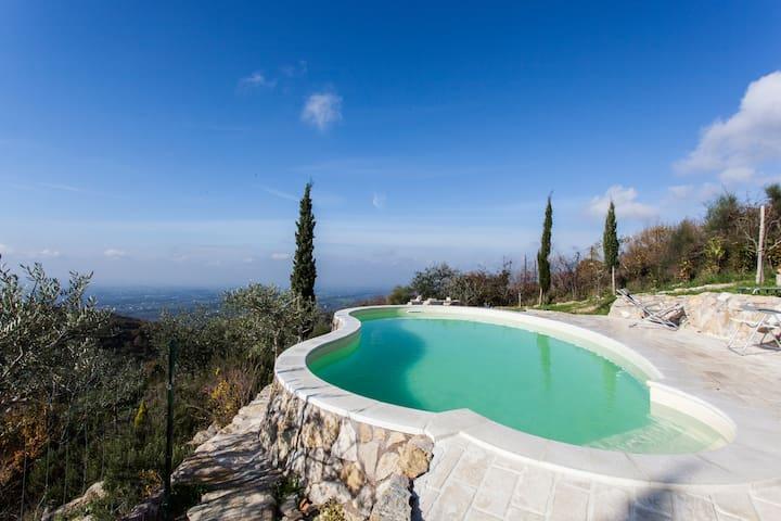 il casale delle ginestre - Castel San Pietro Romano - Bed & Breakfast