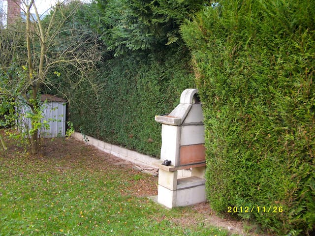 Nice house near Paris airport - Nanteuil-le-Haudouin - Дом