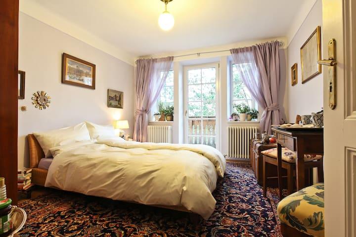 VILLA 1902 Balcon vue de rêve calme - Salzbourg - Villa