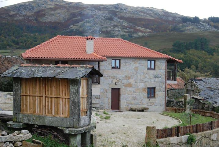 Casa do Bobal, Parque Natural Alvão - Mondim de Basto - Casa