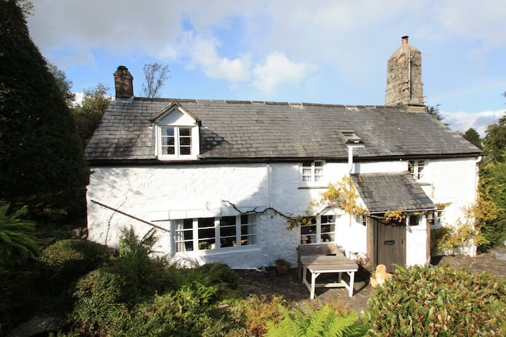 13C cottage in beautiful village - Holne - Hus