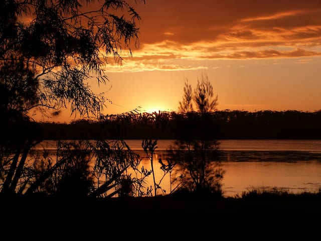 Waterfront location at Jervis Bay - Erowal Bay - Bed & Breakfast