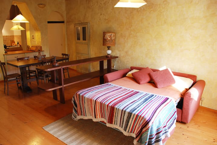 Enchanting medieval apartment  - Montemerano