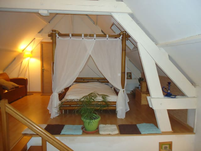 Through simplicity and exoticism - Framerville-Rainecourt - Casa