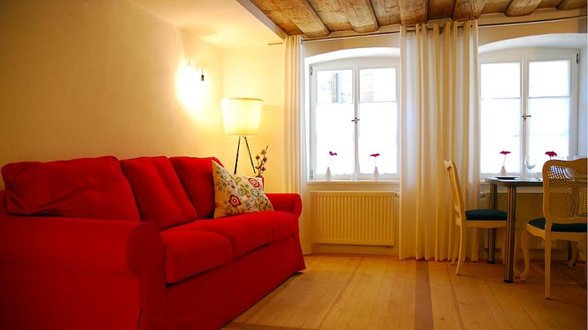 Appartement am Rathaus | Bamberg - Bamberg - Appartement