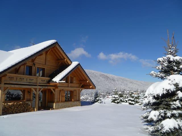 4 cosy Bedrooms in a true chalet! - Villard-de-Lans - Casa