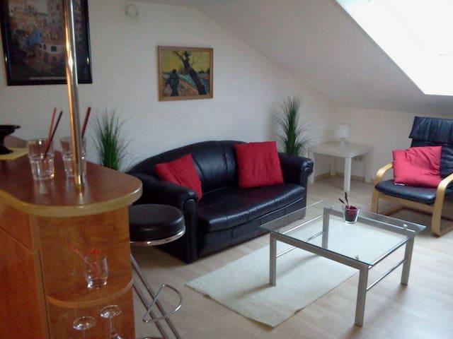 2-Zi. Appartment- 30 Min MunichCity - Zorneding - Lägenhet