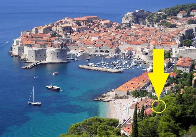 BEACH = 2 min, OLD TOWN = 5 minutes - Dubrovnik - Lägenhet